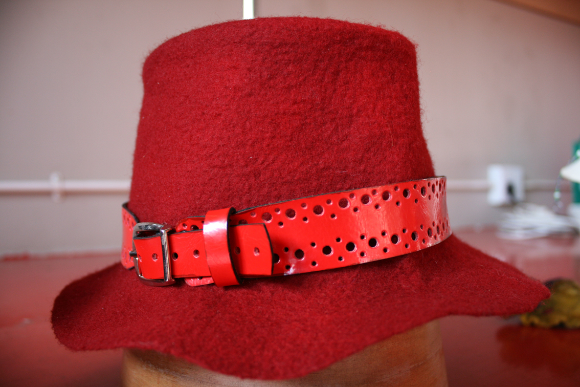 of L2's red hot hats
