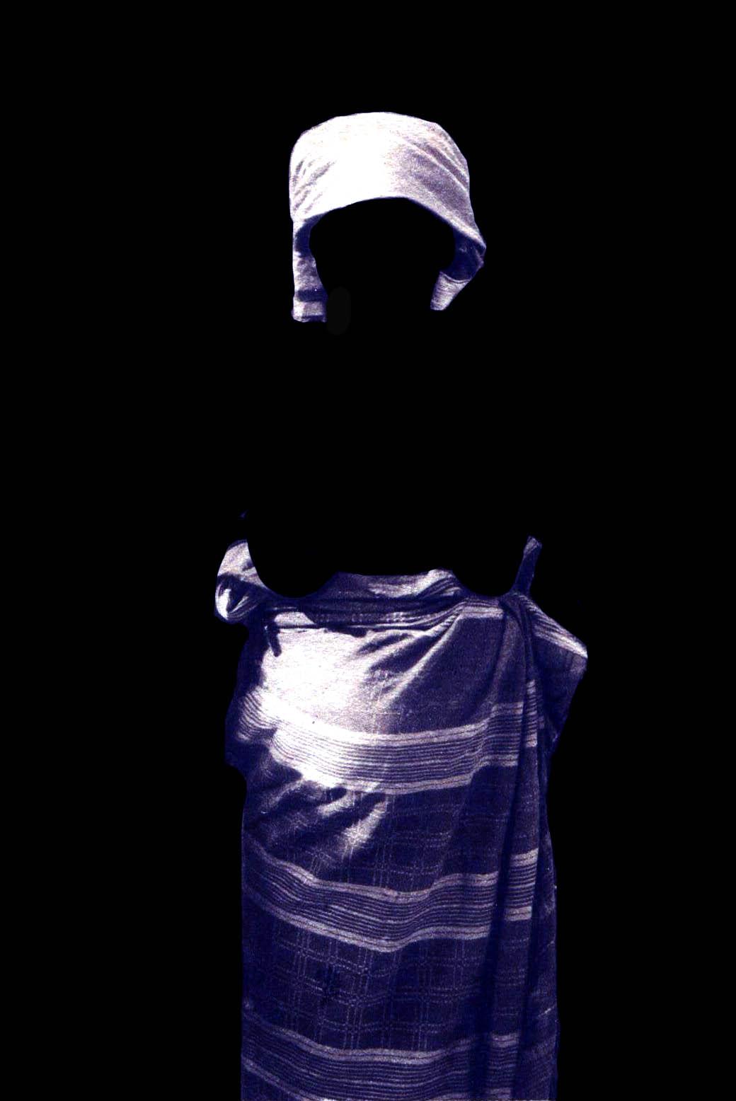 4FI - 0517 Sénégal, Femme Cérère
